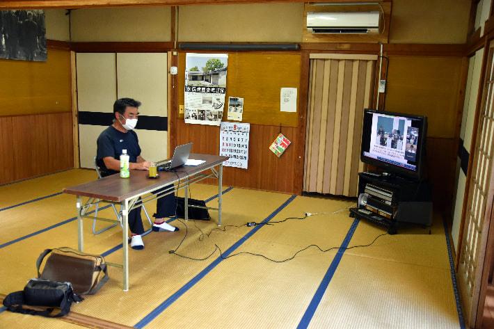 梅田先生によるオンライン講話|水俣病センター相思社