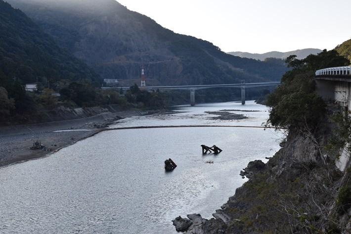 流された深水橋|水俣病センター相思社